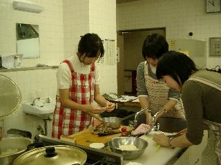 自分で作って食べるチェコ料理!2008.10.18
