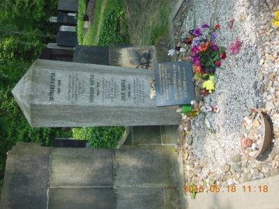 カフカの墓