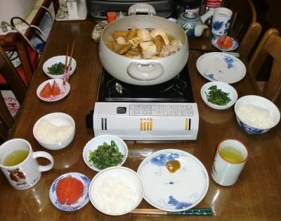 4月 7日(木):晩ご飯〜622キロカロリー