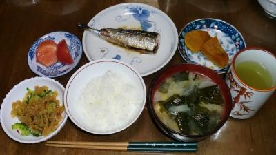 4月27日(水):晩ご飯〜518キロカロリー
