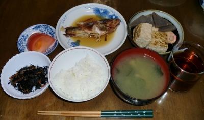 毎日、低カロリーな晩ご飯を!(5.7〜5.13)
