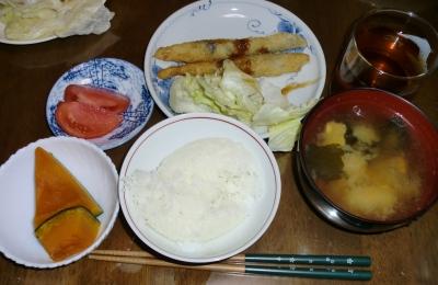 毎日、低カロリーな晩ご飯を!(5.28〜6.3)