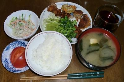 毎日、低カロリーな晩ご飯を!(6.11〜6.17)