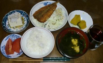 毎日、低カロリーな晩ご飯を!(6.18〜6.24)