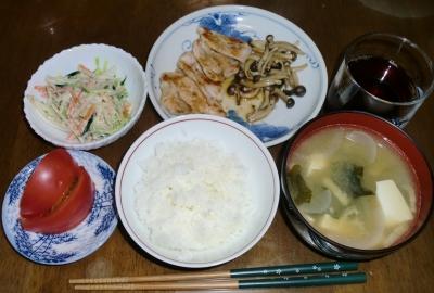 毎日、低カロリーな晩ご飯を!(6.25〜7.1)
