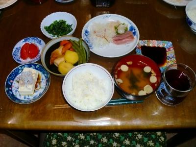 毎日、低カロリーな晩ご飯を!(7.2〜7.8)