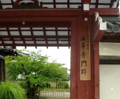 新大宮駅前で宿泊して次の日に法華寺へお参りしました!