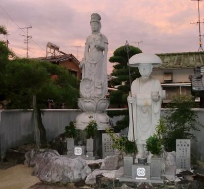 お施餓鬼会が終わり今日お墓参りに行って仏事は終わりました!