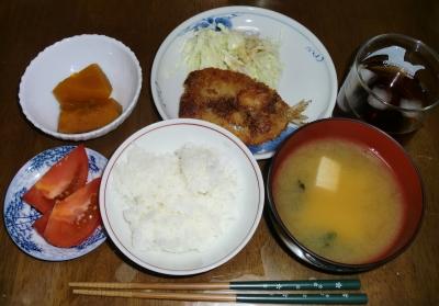 毎日、低カロリーな晩ご飯を!(8.20〜8.26)
