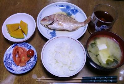 毎日、低カロリーな晩ご飯を!(9.10〜9.16)