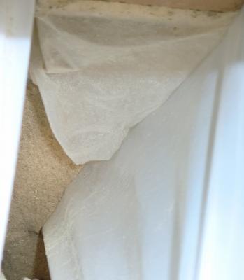 糠は、畑地の肥料に使うので今回もいただきました