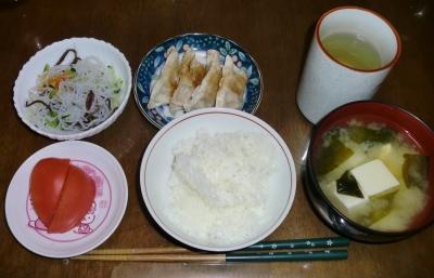 毎日、低カロリーな晩ご飯を!(11.5〜11.11)