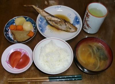 毎日、低カロリーな晩ご飯を!(11.19〜11.25)