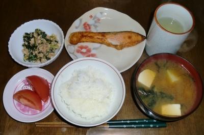 毎日、低カロリーな晩ご飯を!(12.3〜12.9)