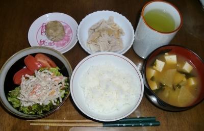 毎日、低カロリーな晩ご飯を!(12.10〜12.16)