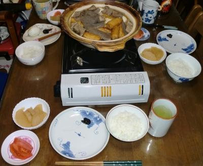 毎日、低カロリーな晩ご飯を!(12.23〜12.30)