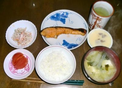 毎日、低カロリーな晩ご飯を!(1.21〜1.27)
