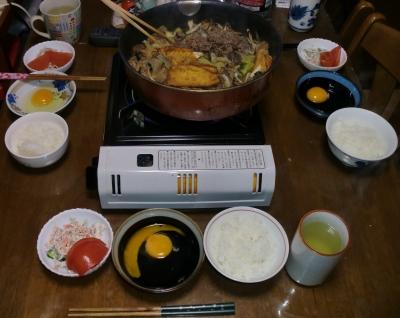 毎日、低カロリーな晩ご飯を!(1.28〜2.3)