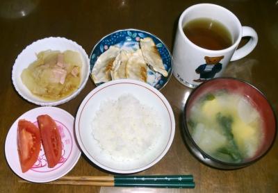毎日、低カロリーな晩ご飯を!(2.11〜2.17)