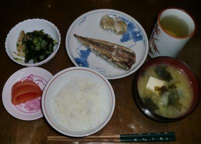 毎日、低カロリーな晩ご飯を!(2.18〜2.24)