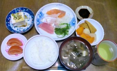 毎日、低カロリーな晩ご飯を!(2.25〜3.2)
