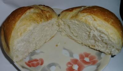 山口県長門で見つけた「塩バターパン」を食べました!
