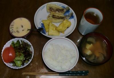 毎日、低カロリーな晩ご飯を!(3.10〜3.16)