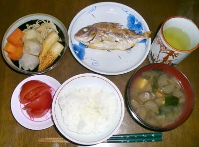 毎日、低カロリーな晩ご飯を!(3.17〜3.23)