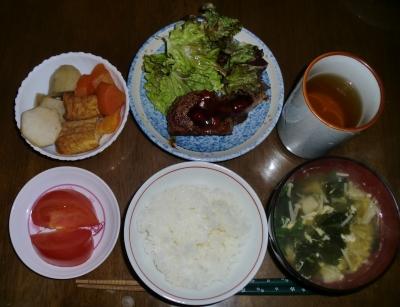毎日、低カロリーな晩ご飯を!(3.24〜3.30)