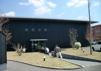 日曜日に伊丹十三記念館に行きました!