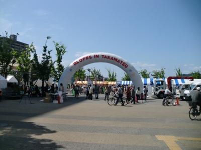 アロハフェスティバルin高松2012