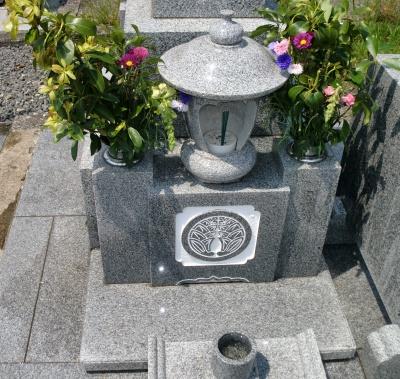 亡き母の月命日だったのでお墓参りに行きました!