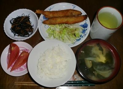 毎日、低カロリーな晩ご飯を!(5.19〜5.25)