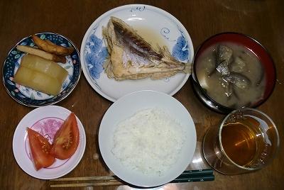 毎日、低カロリーな晩ご飯を!(6.2〜6.8)