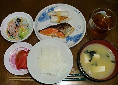 毎日、低カロリーな晩ご飯を!(6.9〜6.15)