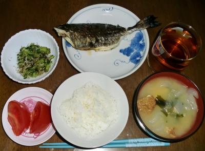 毎日、低カロリーな晩ご飯を!(6.16〜6.22)