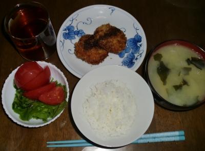 毎日、低カロリーな晩ご飯を!(6.23〜6.29)