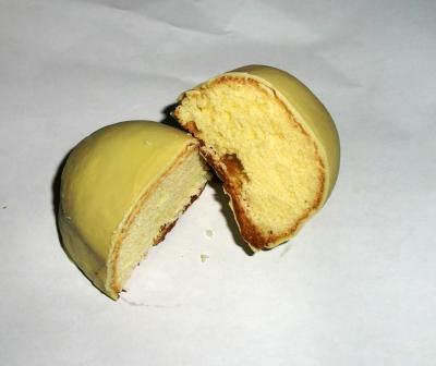 今日のおやつは「レモンケーキ2種類」でした!