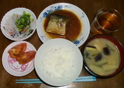 毎日、低カロリーな晩ご飯を!(7.7〜7.13)