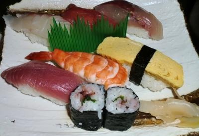 晩御飯は「寿司匠五条」にてカツオ三昧でした