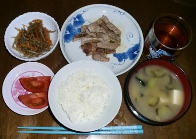 毎日、低カロリーな晩ご飯を!(7.14〜7.20)