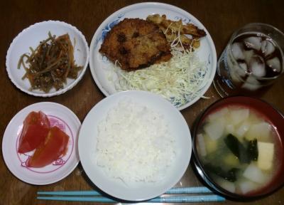毎日、低カロリーな晩ご飯を!(8.25〜8.31)