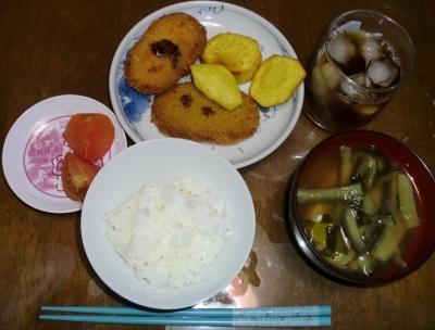 毎日、低カロリーな晩ご飯を!(9.1〜9.7)