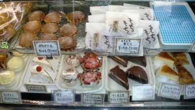 Facebookのお友達の所のお菓子屋さんへ行きました