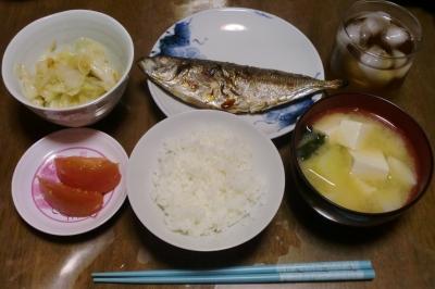 毎日、低カロリーな晩ご飯を!(9.29〜10.5)