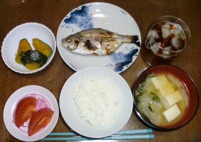 毎日、低カロリーな晩ご飯を!(10.13〜10.19)