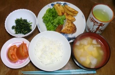 毎日、低カロリーな晩ご飯を!(11.10〜11.16)