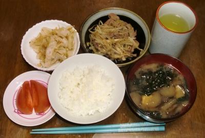 毎日、低カロリーな晩ご飯を!(11.17〜11.23)
