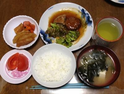 毎日、低カロリーな晩ご飯を!(11.24〜11.30)