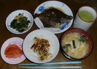毎日、低カロリーな晩ご飯を!(12.22〜12.28)